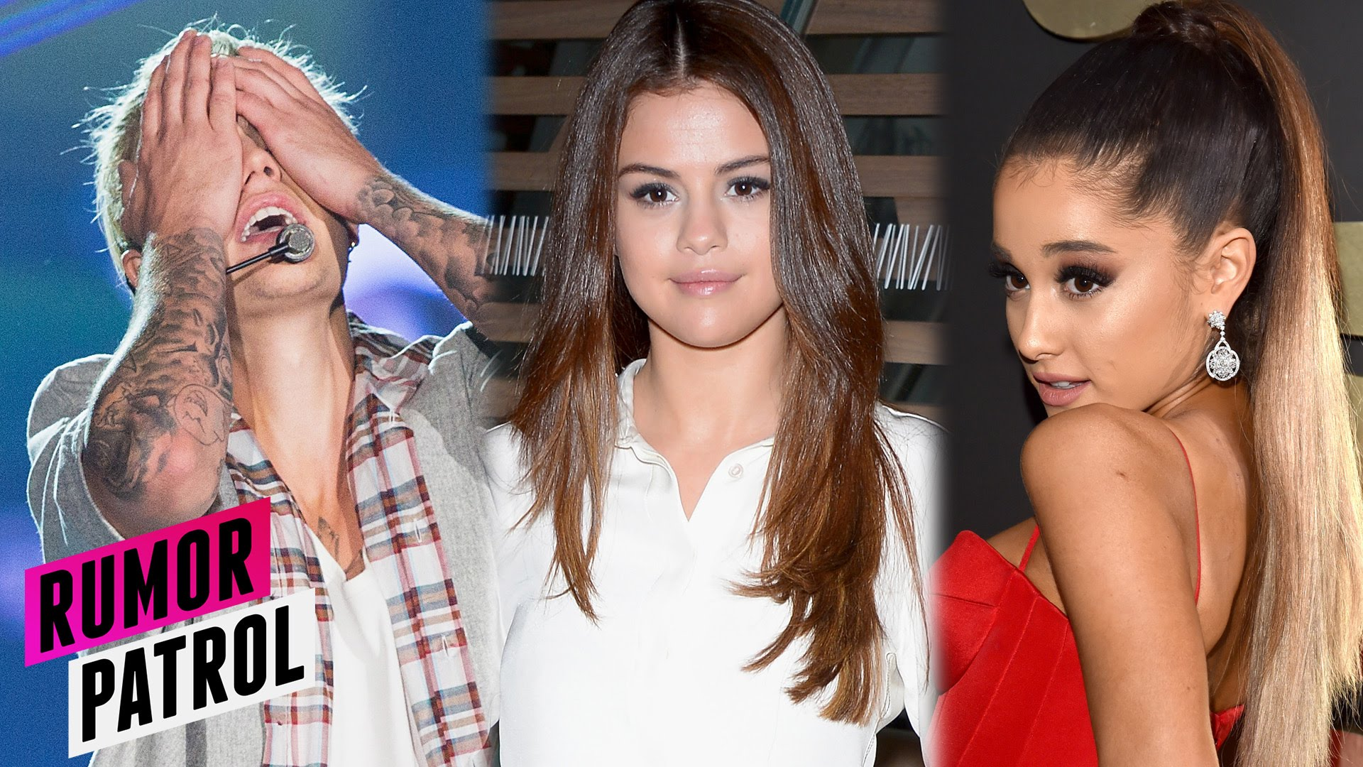 Justin Bieber Cancels Tour For Selena Gomez?