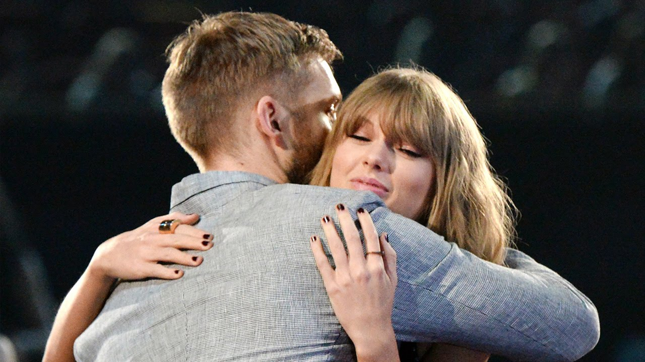 Taylor Swift Thanks BF Calvin Harris At iHeartRadio Music Awards 2016