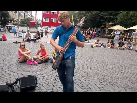 Instrument Is So Rare Only 10,000 Exist, But This Guy Is Stunningly Good At It
