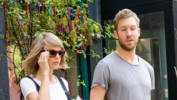 Calvin Harris FINALLY Answers : Will He And Girlfriend Taylor Swift Collaborate?