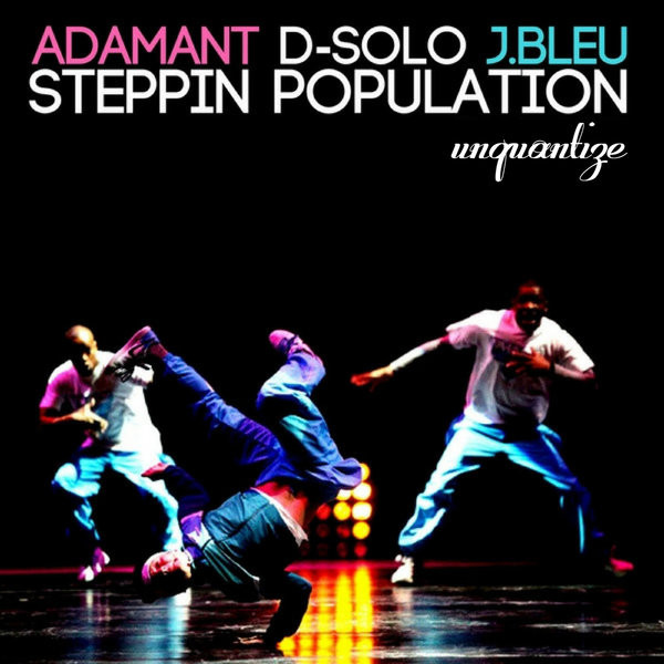 STEPPIN POPULATION