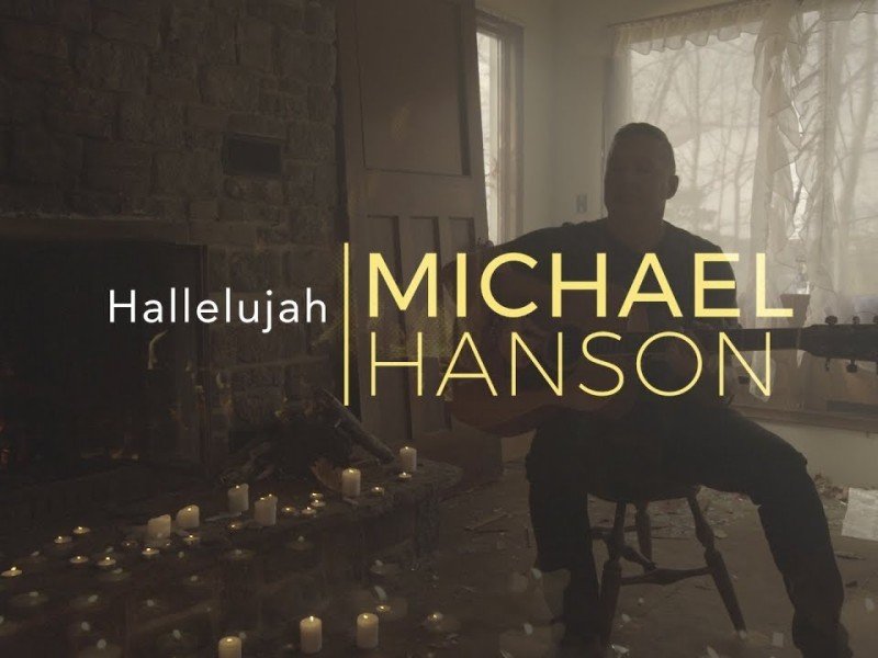 Michael Hanson – Hallelujah Released Today!