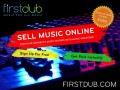 Firstdub Sell Your Music Online - Main
