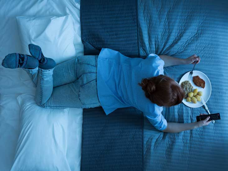 What to Eat Before Bedtime